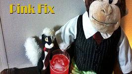 NtS Cocktails - Pink Fix