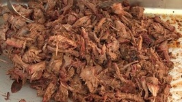How To: Basic Pulled Pork Recipe On The Weber Kettle Grill