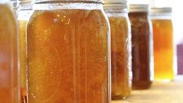 Canning/ Yuzu Jelly