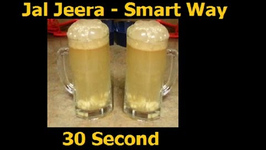 Jaljeera Drink - Indian Flavored Lemonade - Instant Smart 30 Second Desi Soda