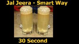 Jaljeera Drink - Indian Flavored Lemonade - Instant Smart 30 Second Desi Soda