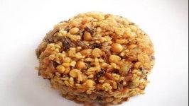 One pot Lentils Rice Healthy Chana Dal Khichdi
