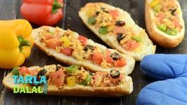Italian Open Sandwich