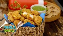 Paneer Pakoda, Punjabi Paneer Pakora Recipe