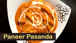 Paneer Pasanda Recipe  Restaurant Style Paneer Recipe  Ruchi's Kitchen