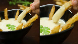 Eggless Mayonnaise Recipe - Delicious Dips n Sauces