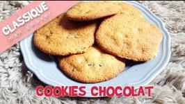 Recette facile des Cookies