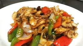 How to Fillet a Sea Bass and Stir Fry the Fish
