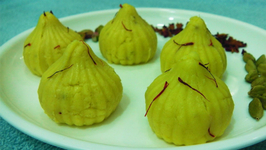 Mawa Modak - Ganesh Chaturthi Special