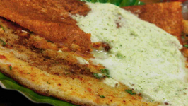 Street Style Butter Dosa Recipe - Indian Street Food