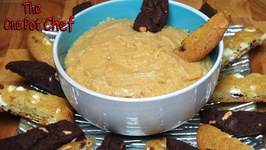 Peanut Butter Dessert Dip  One Pot Chef  Cooking with Karma