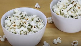 Ranch Chive Popcorn