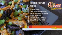 Kitchen To Road Ep 5 - Buffalo Chicken Nachos