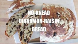 How To Make No Knead Raisin Bread