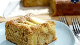 Apple and Ginger Cake Recipe