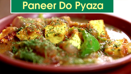 Paneer Do Pyaza  Restaurant Style Recipe / The Bombay Chef - Varun Inamdar