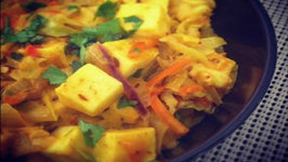 Coconut Paneer Curry Recipe (Mothers Day Special Lunch)