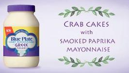 Blue Plate Mayo - Crab Cakes