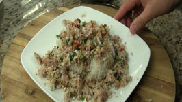 Chicken Kelaquen - Guamanian Style Food