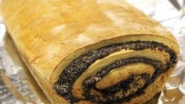 Poppy Seed Bread/ Homemade