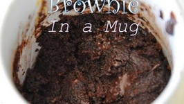How To Make A Microwave Brownie In A Mug Or Cup