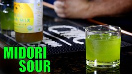 The Midori Sour