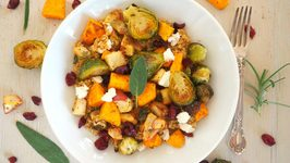 Dinner Recipe- Autumn Harvest Quinoa Bowl