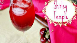 Shirley Temple - Mocktail Recipe