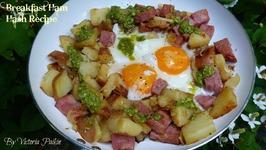 Breakfast Ham Hash