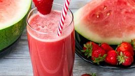 Summer Love Watermelon Pre-Workout Smoothie