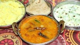 Besan wali Aloo Pyaz Curry - Onion Curry
