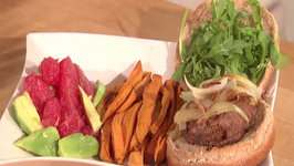 Carol's Burgers with Caramelized Onions
