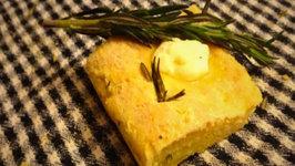Gluten Free Rosemary Focaccia Bread