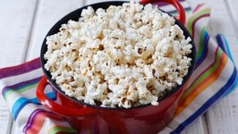 How to Pop Popcorn Healthy Snack