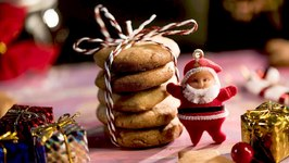 Ginger Cookies Recipe  Christmas Special