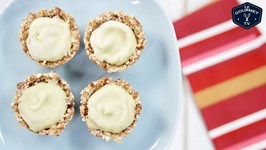 Raw Vegan Key Lime Tarts
