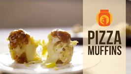 Pizza Muffins - Yummy & Easy to Make