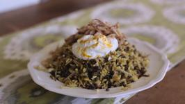 Rice and Lentil Mejadra Made Easy!