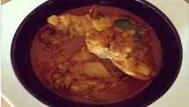 Spicy Dhaba Style Chicken Curry- Father's Day