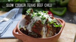 The Recipe Show By Rattan Direct - Slow Cooker Texas Beef Chili