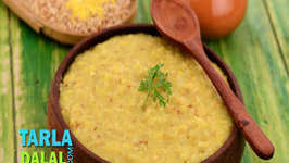 Gehun ki Bikaneri Khichdi (Diabetic Friendly)
