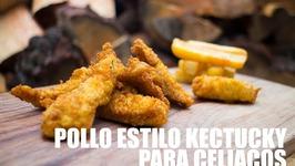 Recetas Para CelÃacos: Pollo Estilo Kentucky KFC