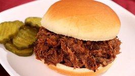 Crock Pot Barbecue Beef