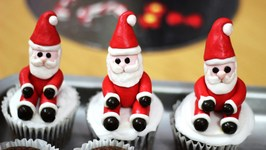 Santa Claus Cupcakes Christmas Special