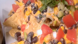 Chipotle Chicken Nachos - Game Day Favorites