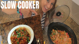 Easy Slow Cooker Recipe: Chicken and Vegetable Coconut Curry