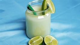 Homemade Brazilian Lemonade Recipe