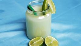Homemade Brazilian Lemonade Recipe