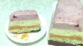 Cassata Inspired Kassata KitKat Ice Cream