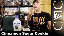 Cinnamon Sugar Cookie, Thanksgiving Cocktail